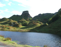 Fairy Glen near Uig