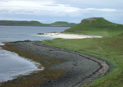Coral Beach near Dunvegan